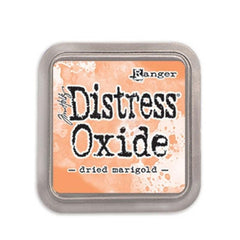 Tim Holtz Distress Oxides Ink Pad Dried Marigold