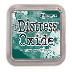 Tim Holtz Distress Oxides Ink Pad Pine Needles
