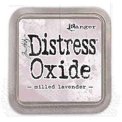 Tim Holtz Distress Oxides Ink Pad Milled Lavender