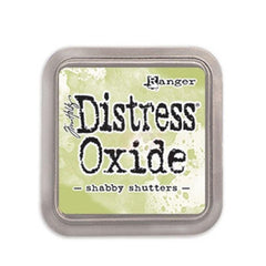 Tim Holtz Distress Oxides Ink Pad Shabby Shutters