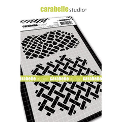 Carabelle Studio Template A6 - Background Textures 4