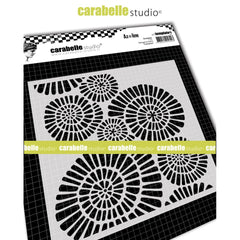 Carabelle Studio Square Template 6in By Azoline - Fantasy