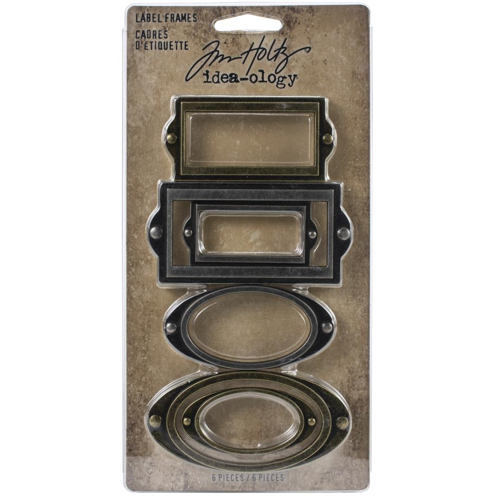 Idea-Ology Metal Adornments Label Frames 이미지 검색결과