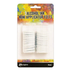 Tim Holtz Alcohol Ink Mini Applicator Tool Replacement Felt 50 pack