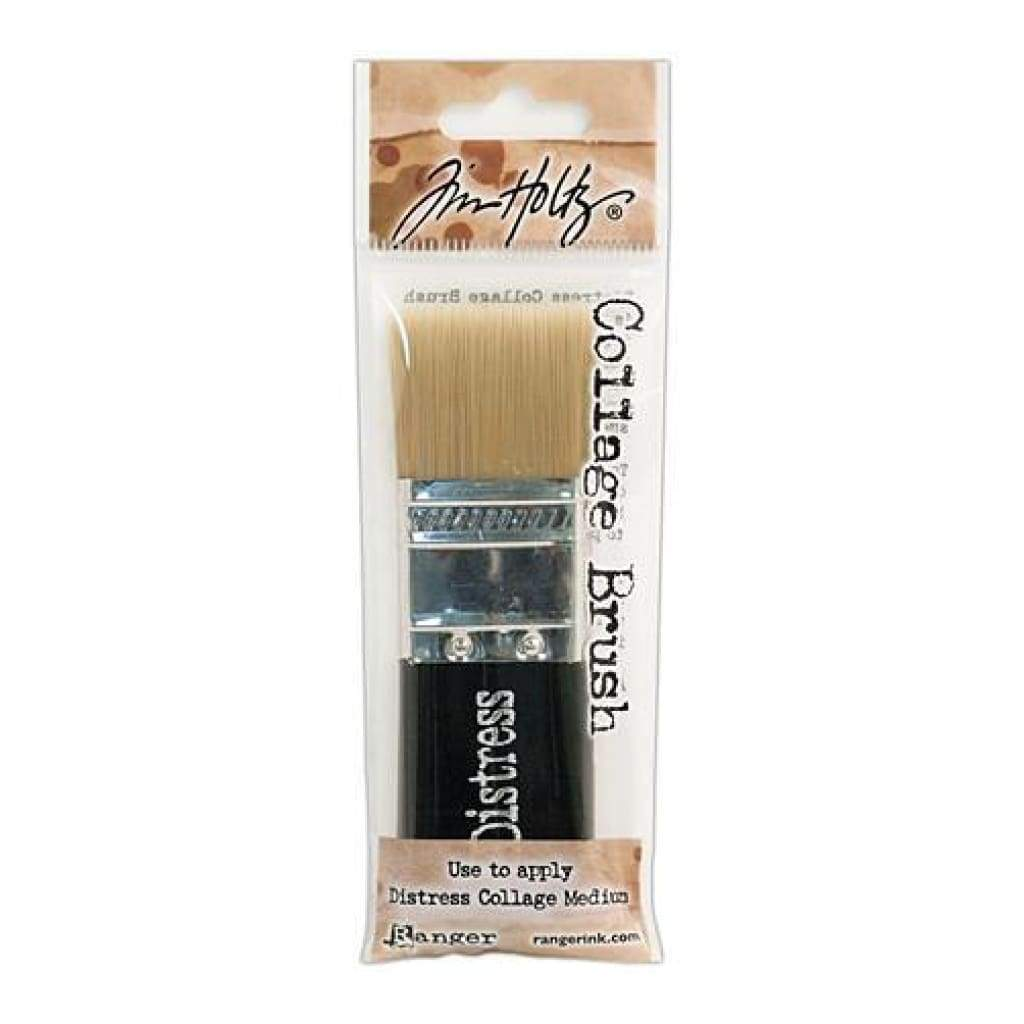 Tim Holtz Distress Collage Brush 1-1/4Inch