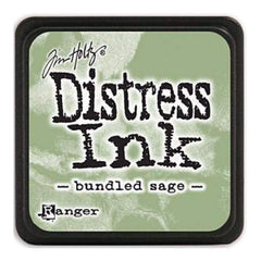 Tim Holtz Distress Mini Ink Pads - Bundled Sage