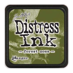 Tim Holtz Distress Mini Ink Pads - Forest Moss