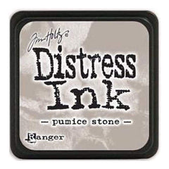 Tim Holtz Distress Mini Ink Pads - Pumice Stone