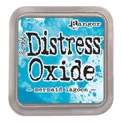 Tim Holtz Distress Oxide Ink Pad - Mermaid Lagoon