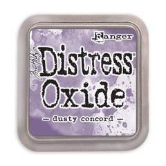 Tim Holtz Distress Oxides Ink Pad - Dusty Concord