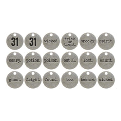 Tim Holtz Idea-ology Measurements 3 Metal Rulers TH93682 Mixed Media Sewing Tape
