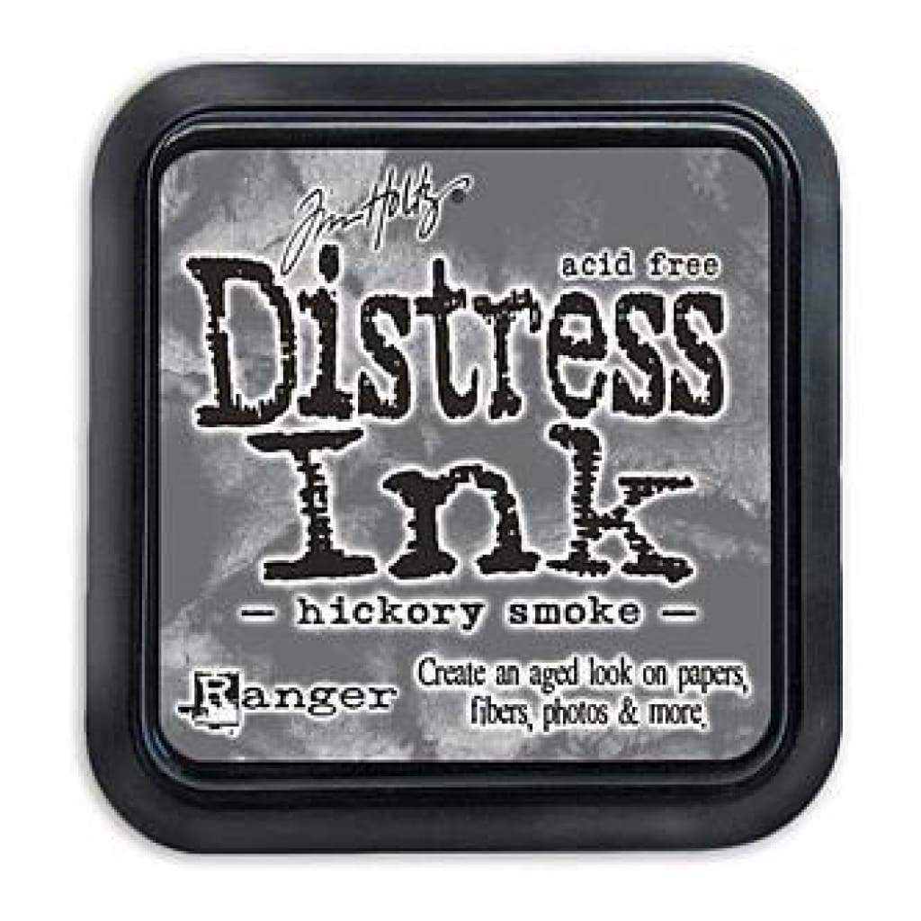 Tim Holtz/Ranger - Distress Mini Ink Pad - Hickory Smoke