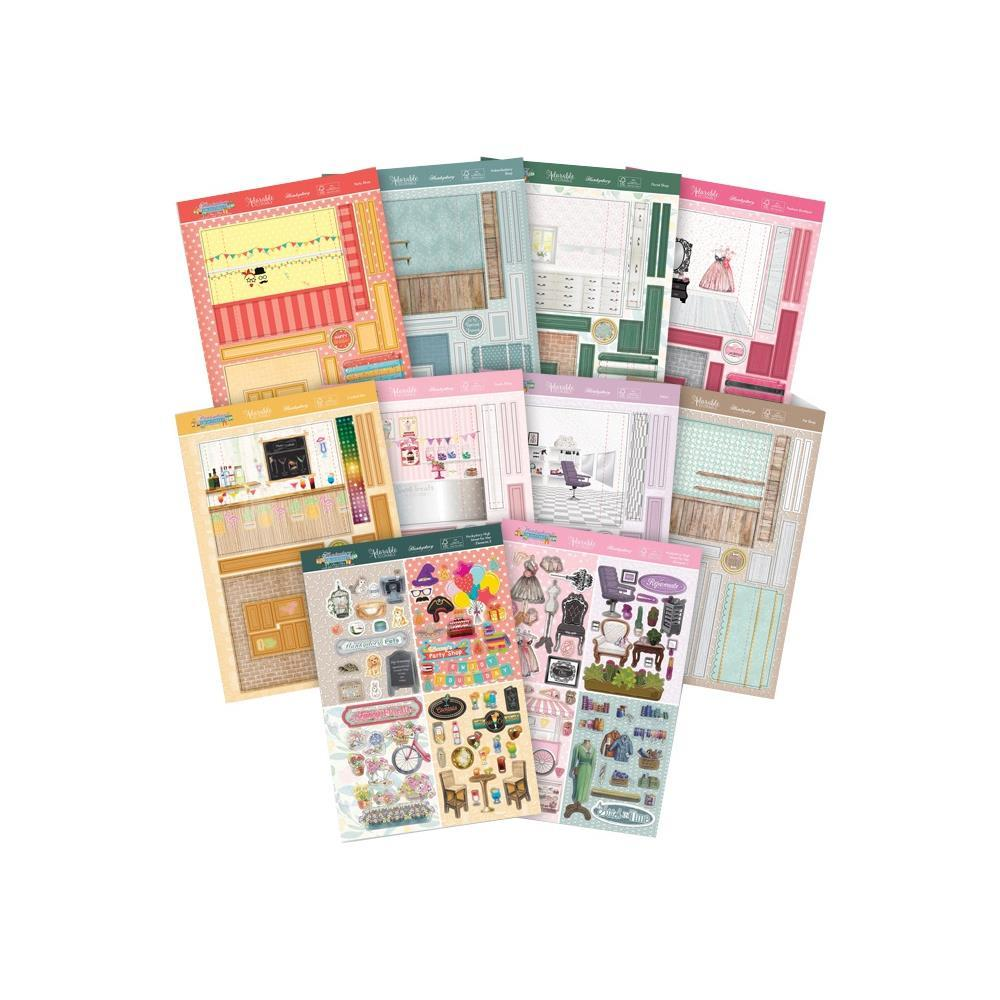 Hunkydory High Street For Her Card Kit