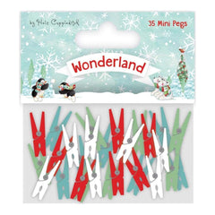 Trimcraft - Helz Cuppleditch Wonderland Mini Pegs