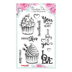 Trodat - Cocoa Love Stamp Sweet Love