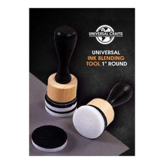 Universal Crafts - Universal Ink Applicator Tool 1 Inch  Round