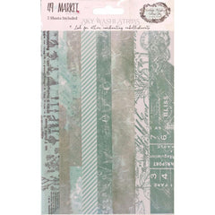 49 And Market Washi Tape - Vintage Artistry Sky