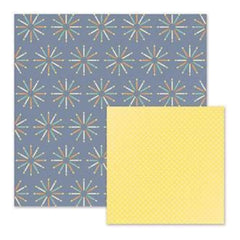 We R Memory Keepers - Cakes & Candles Double-Sided Cardstock 12In. X12in.  Candles