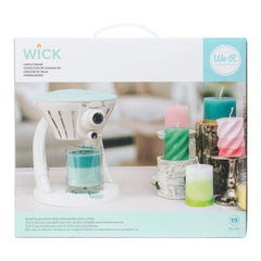 We R Memory Keepers - We R Wick Candle Machine Kit