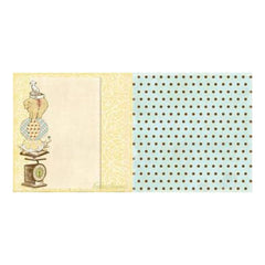 Websters Pages - Lullaby Lane - Leaps & Bounds 12X12 D/Sided Paper (Pack Of 10)