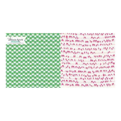 Websters Pages - Sweet Notes - Flower Melody 12X12 D/Sided Paper (Pack Of 10)