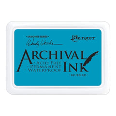 Wendy Vecchi Archival Ink Pad - Bluebird