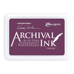 Wendy Vecchi Archival Ink Pad - Thistle