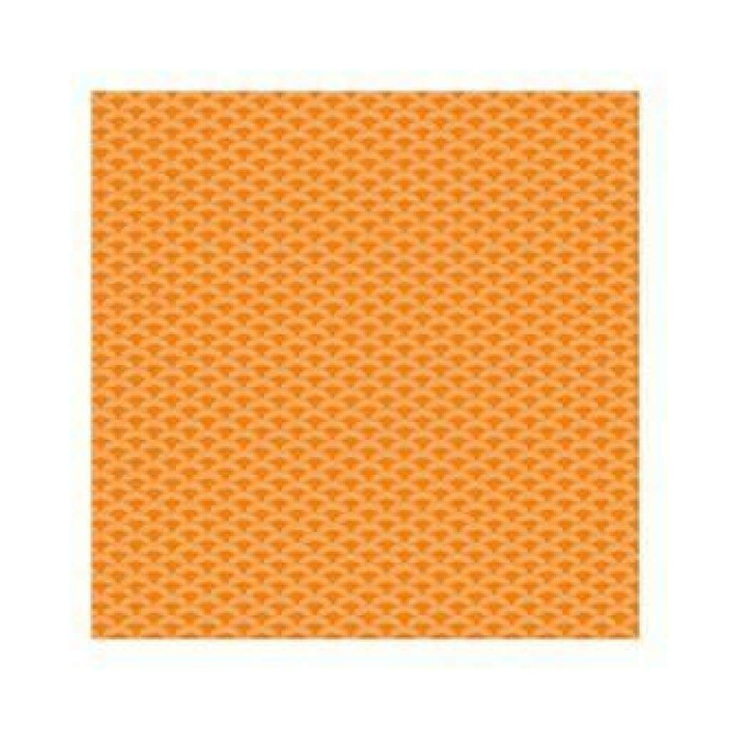 Wer Memory Keepers - Washi Adhesive Sheet - Orange
