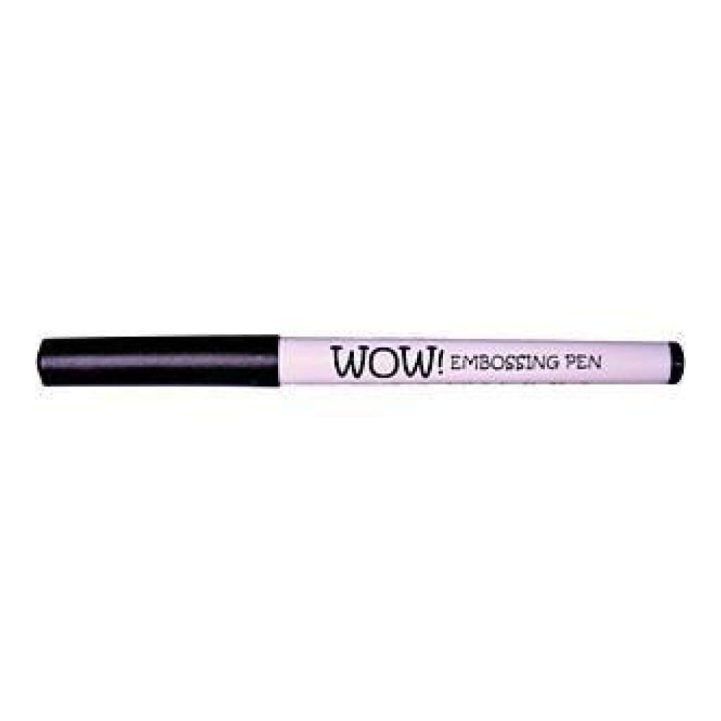 Wow! Embossing Pen Clear