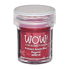 Wow! Embossing Powder 15Ml Apple Red