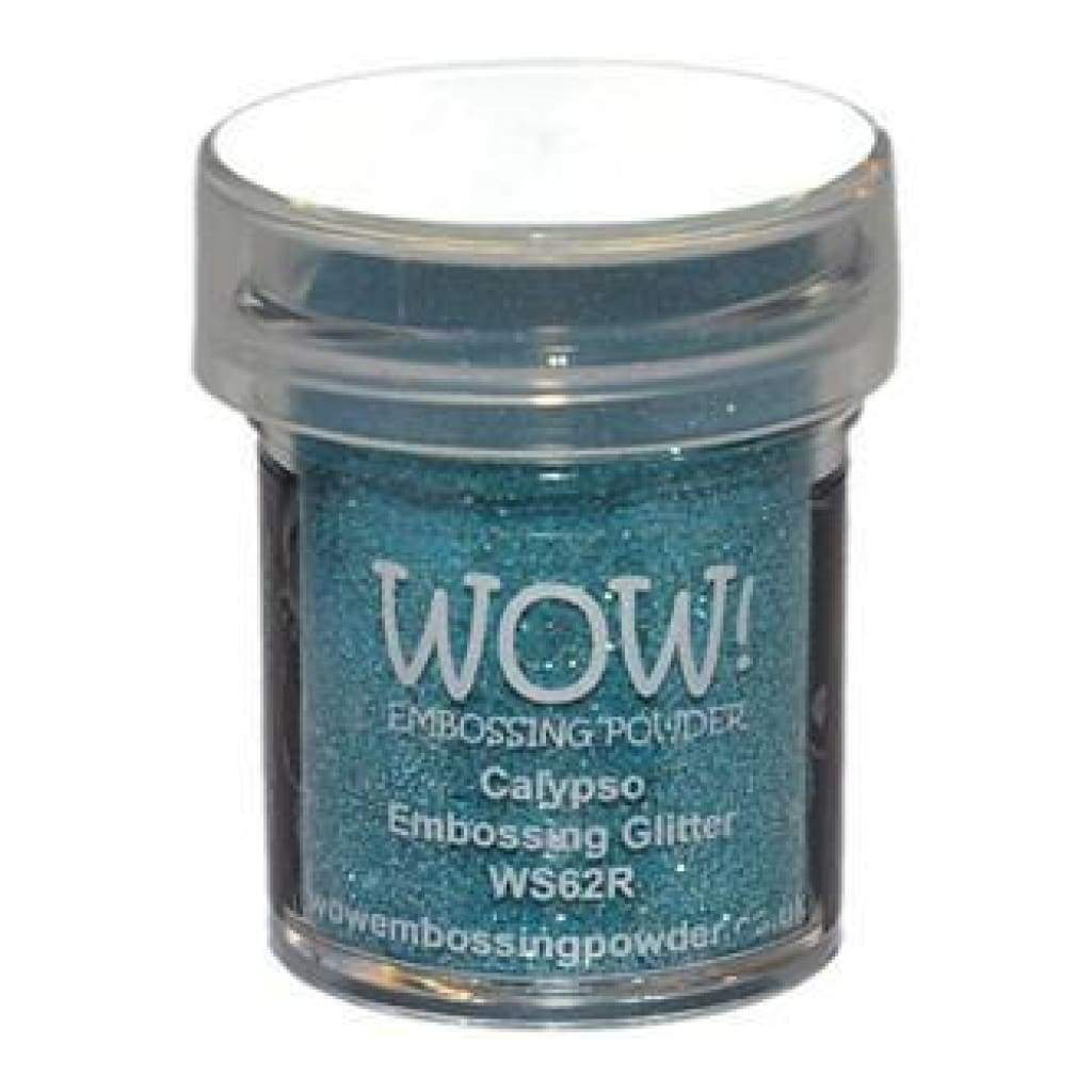 Wow! Embossing Powder 15Ml Calypso