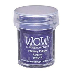 Wow! Embossing Powder 15Ml Indigo