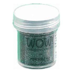 Wow - Embossing Powder - Black Glint Embossing Glitter