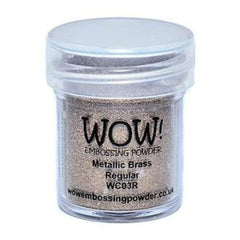 Wow  Embossing Powder - Brass