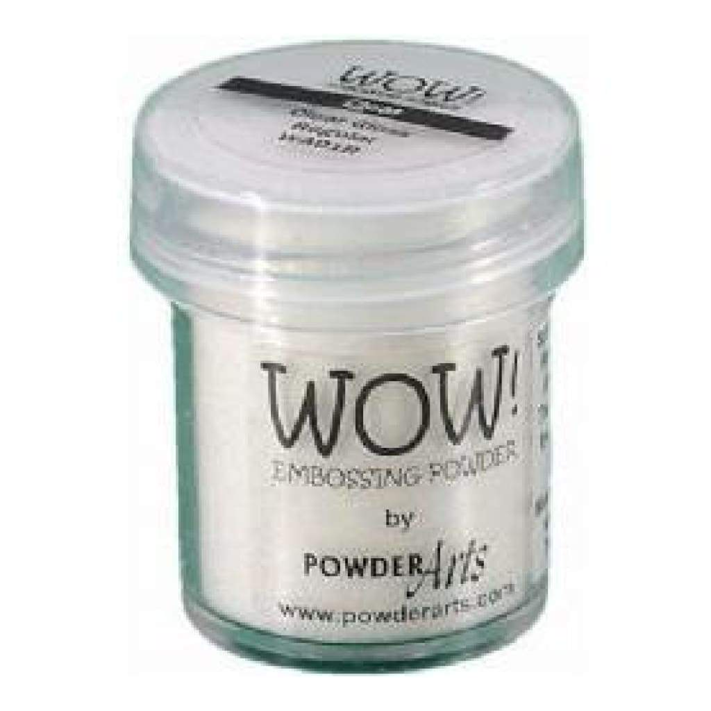 Wow - Embossing Powder - Clear Gloss Ultra High