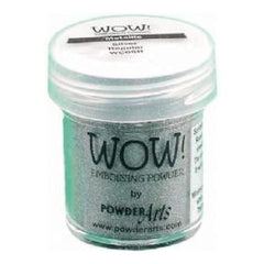 Wow - Embossing Powder - Metallic Silver Regular
