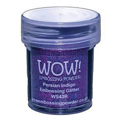 Wow  Embossing Powder - Persian Indigo