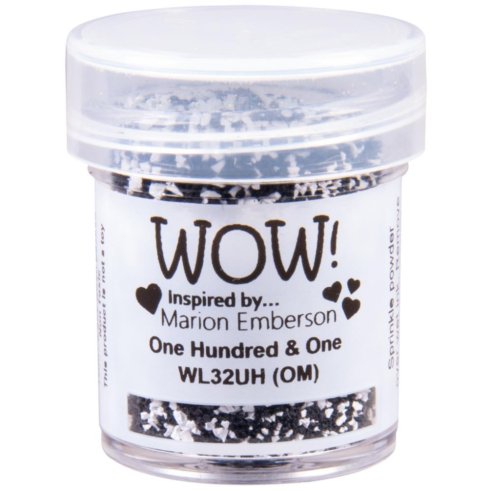 WOW!-Embossing Powder 15ml - One Hundred & One