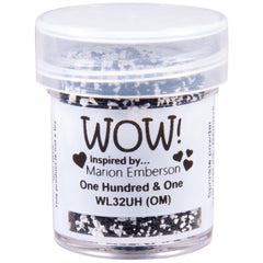 WOW!-Embossing Powder 15ml One Hundred & One