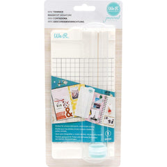 We R Memory Keepers Journal Mini Trimmer 7.25inch X3.25inch