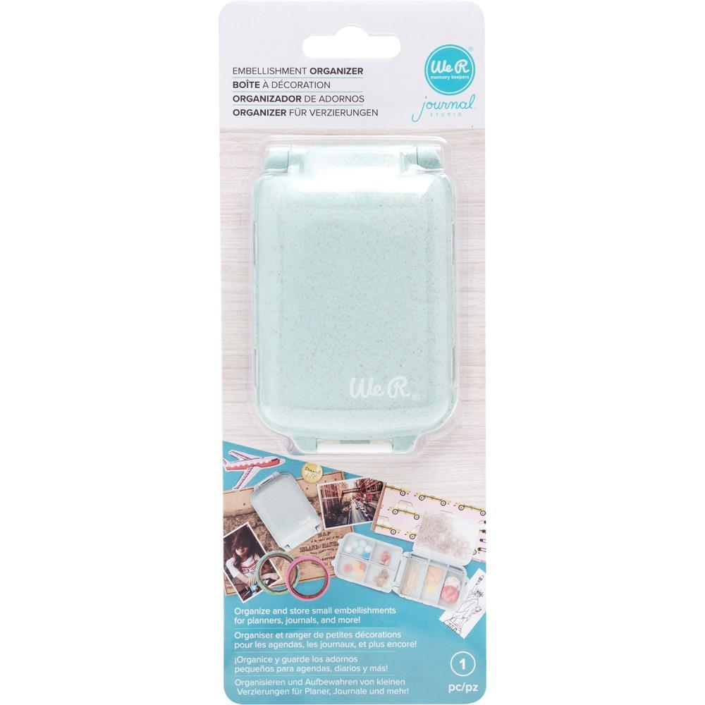 We R Journal Embellishment Organiser Mint