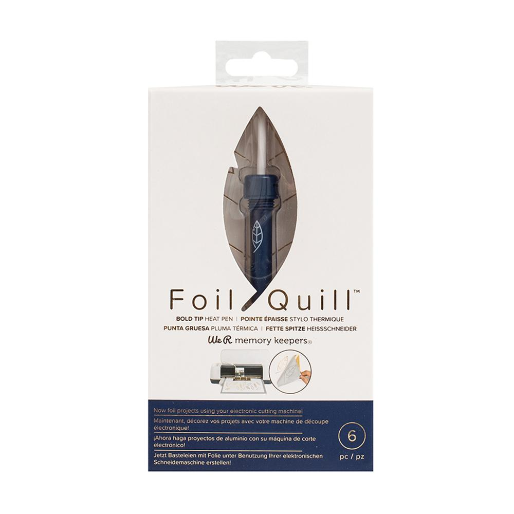 We R Memory Keepers Foil Quill Pen Bold Tip
