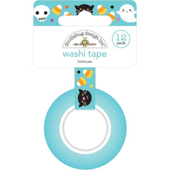 Doodlebug - Washi Tape 15mmX12yd - Funhouse - Candy Carnival