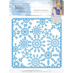 Sara Davies Signature Winter Wonderland Die Dendritic Crystals