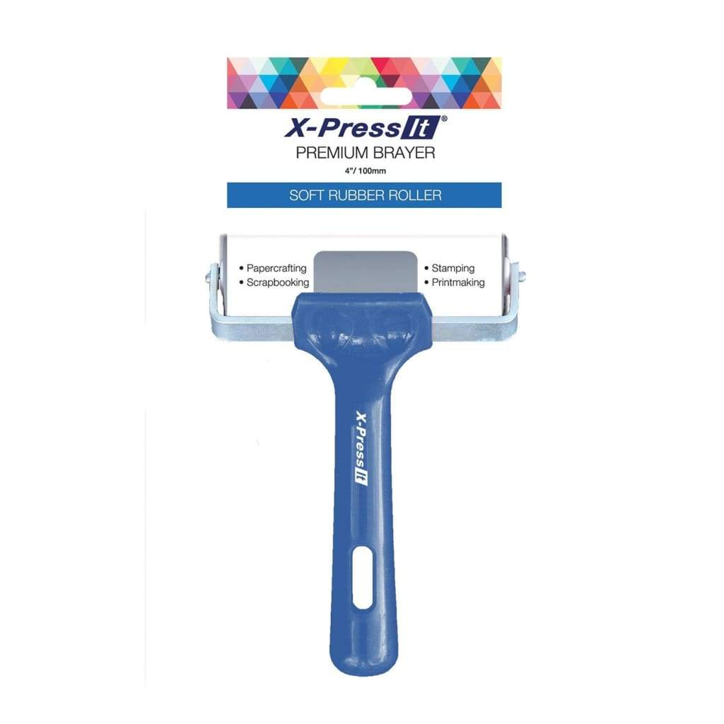 X-Press It Premium Brayer - 4inch/100mm