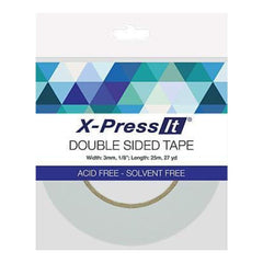 Xpress It - Double Sided Tape - 3Mm