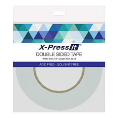 Xpress It Double Sided Tape 6MM