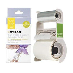 Xyron 150 Repositional Refill Cartridge