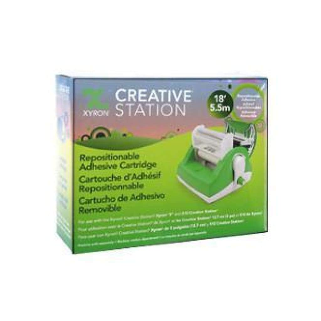 Xyron Creative Station - Repositional Adhesive Cartridge