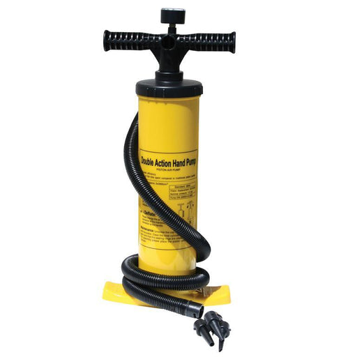 Advanced Elements Double-Action Hand Pump with Pressure Gauge - Advanced Elements - Air Kayaks Direct
